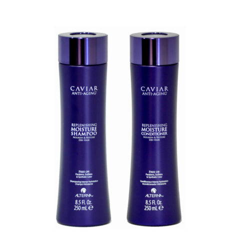 Alterna Caviar Moisture  Anti aging Shampoo 250ml Conditioner 250ml