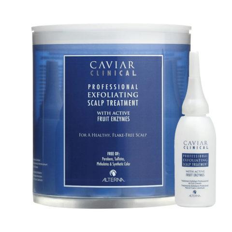 Alterna Caviar Clinical Professional Exfoliating Scalp Treatment 12 fiale da 15ml