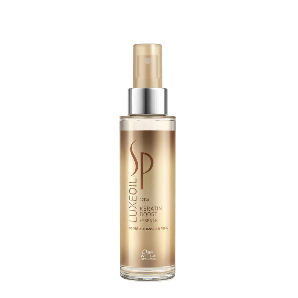 Wella SP Luxe Oil Keratine Boost Essence 100ml - spray à la Keratine