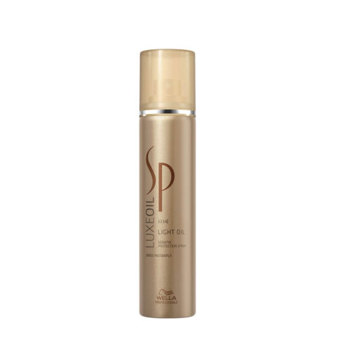 Wella System Professional Luxe Oil Light Oil Spray 75ml - huile en spray