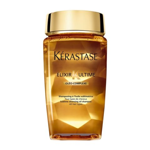 Kerastase Bain Elixir ultime Sublime cleansing oil shampoo 250ml
