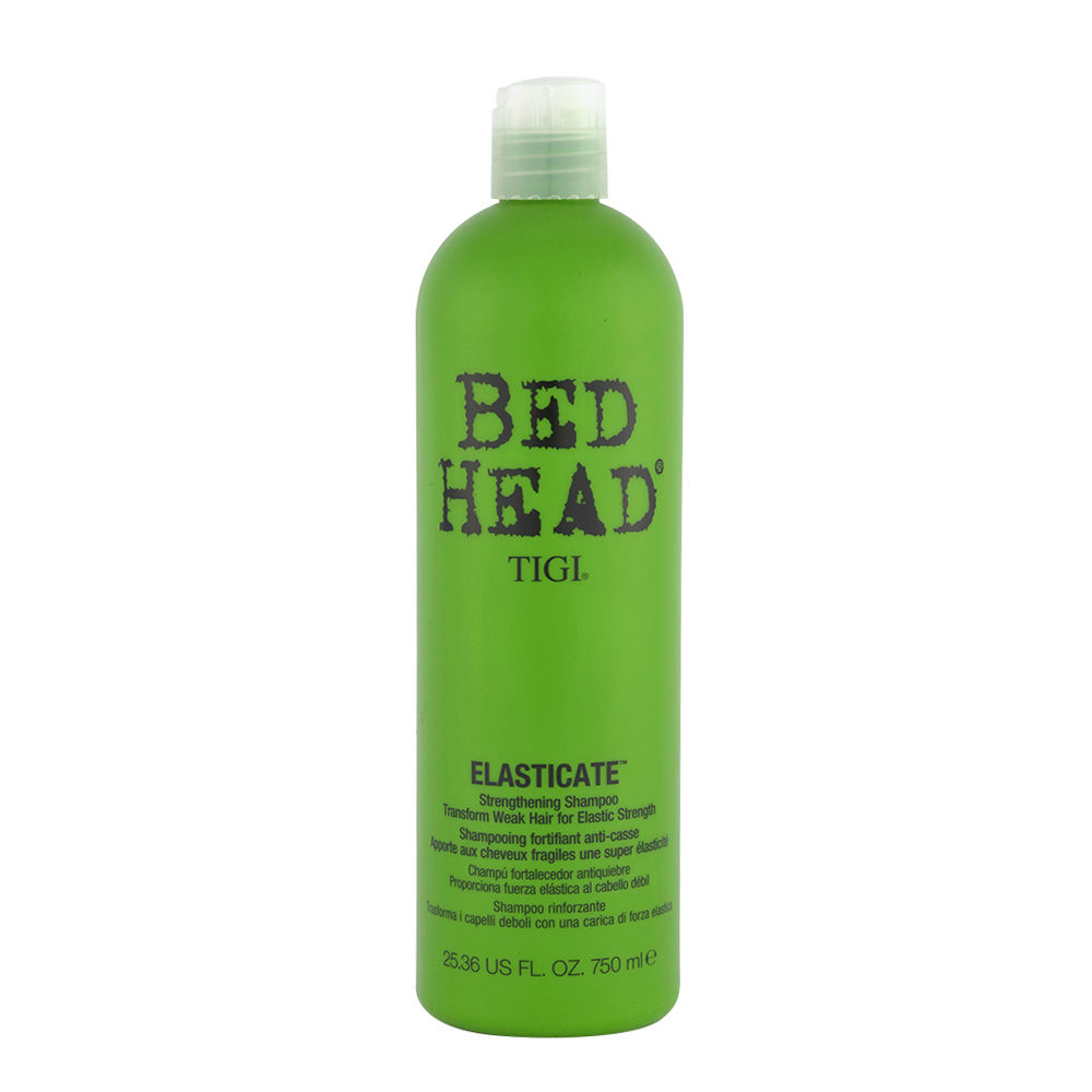Tigi Bed Head Elasticate Shampoo 750ml - shampooing fortifiant