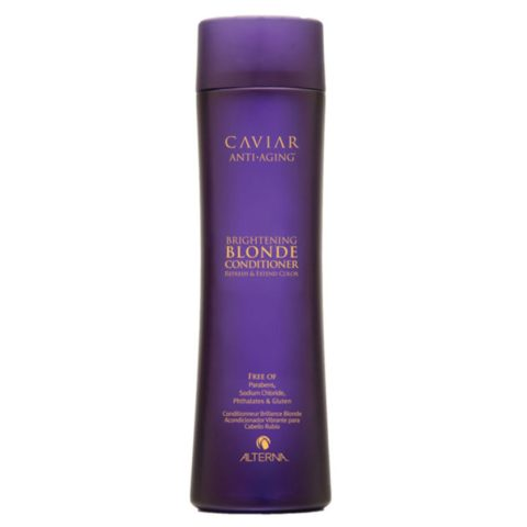 Alterna Caviar Blonde Brightening conditioner 250ml