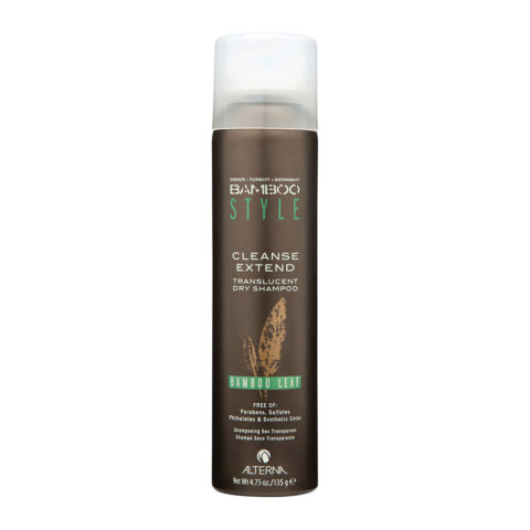 Alterna Bamboo Style Cleanse extend Bamboo leaf 135gr - shampooing sec