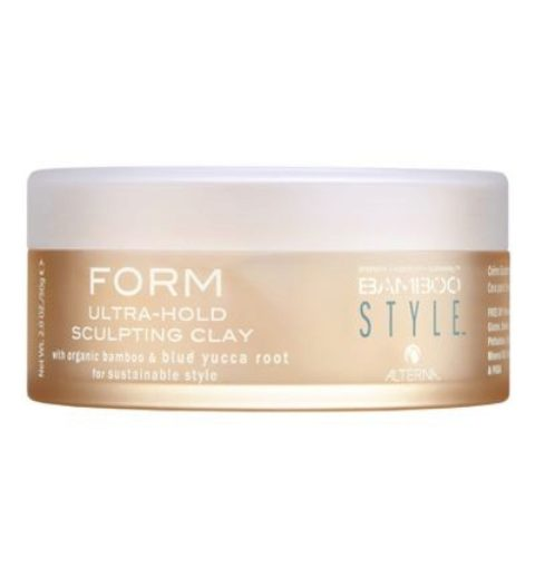 Alterna Bamboo Style Form ultra hold sculpting clay 50gr