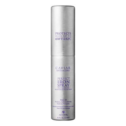 Alterna Caviar Anti aging Styling Perfect iron spray 122ml - spray pré fer à lisser avec activation thermique