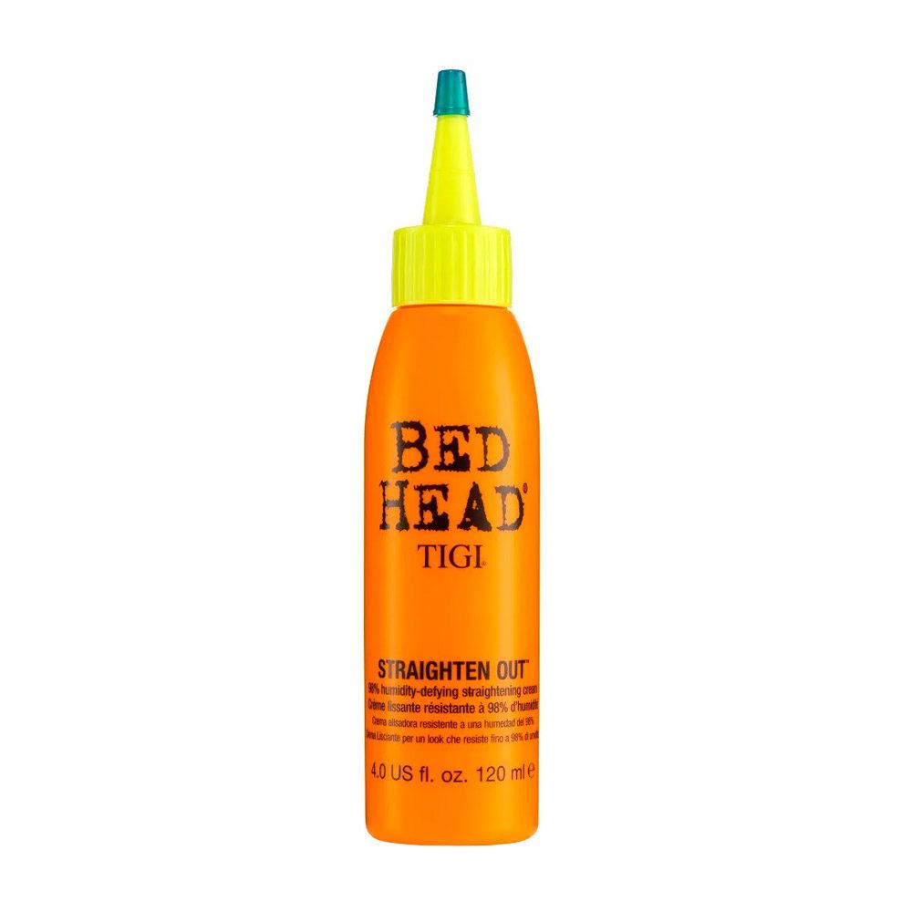 Tigi Bed Head Straighten out 120ml - crème lissante