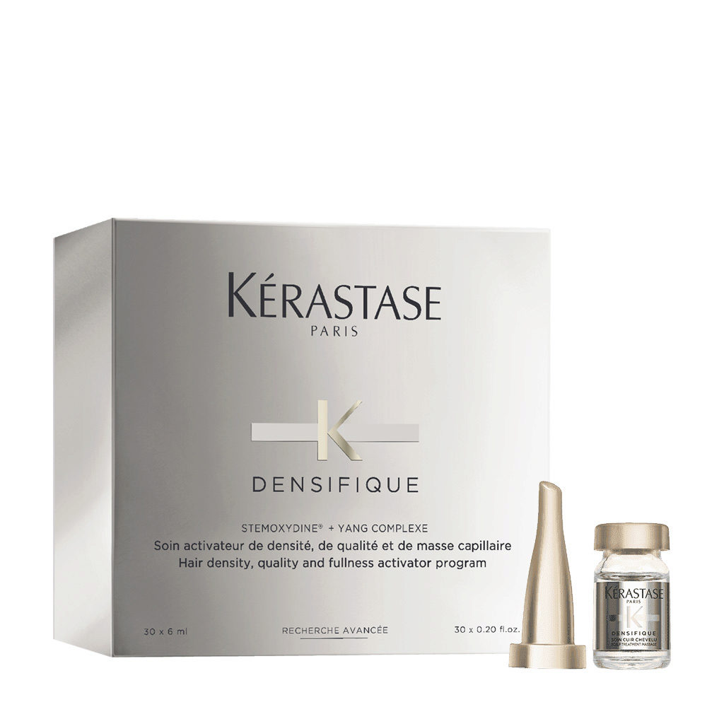 Kerastase Densifique Ampoules pour redensifier les cheveux 30x6ml