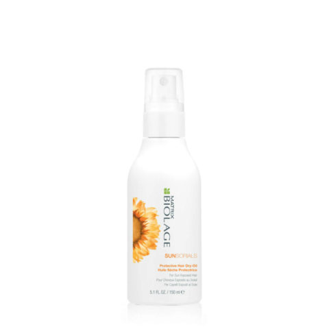 Biolage Sunsorials Protective hair dry-oil 150ml - Protection Soleil Cheveux