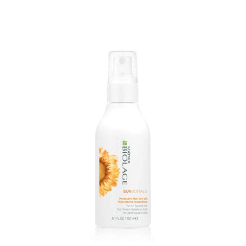 Matrix Biolage Sunsorials Protective hair dry-oil 150ml