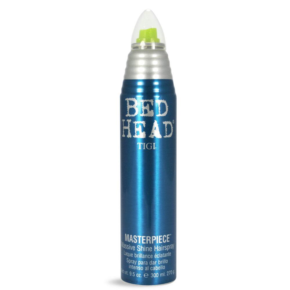 Tigi Bed Head Masterpiece 340ml  - laque brillance tenue fort