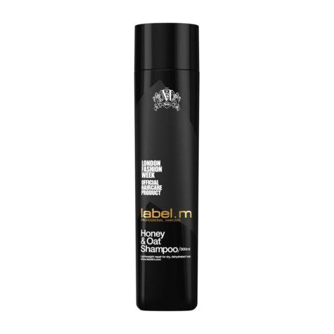 Label.M Cleanse Honey & oat shampoo 300ml