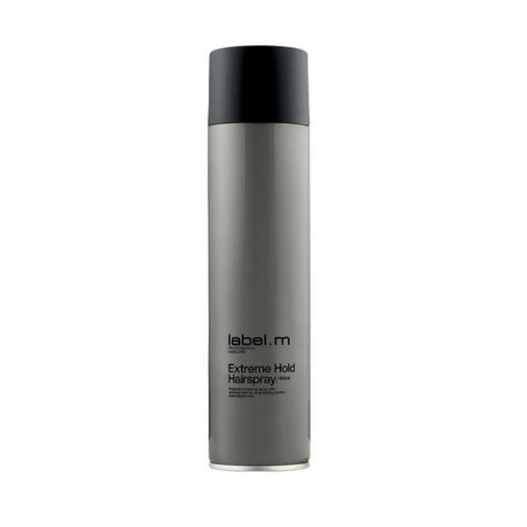 Label.M Complete Extreme hold hairspray 400ml