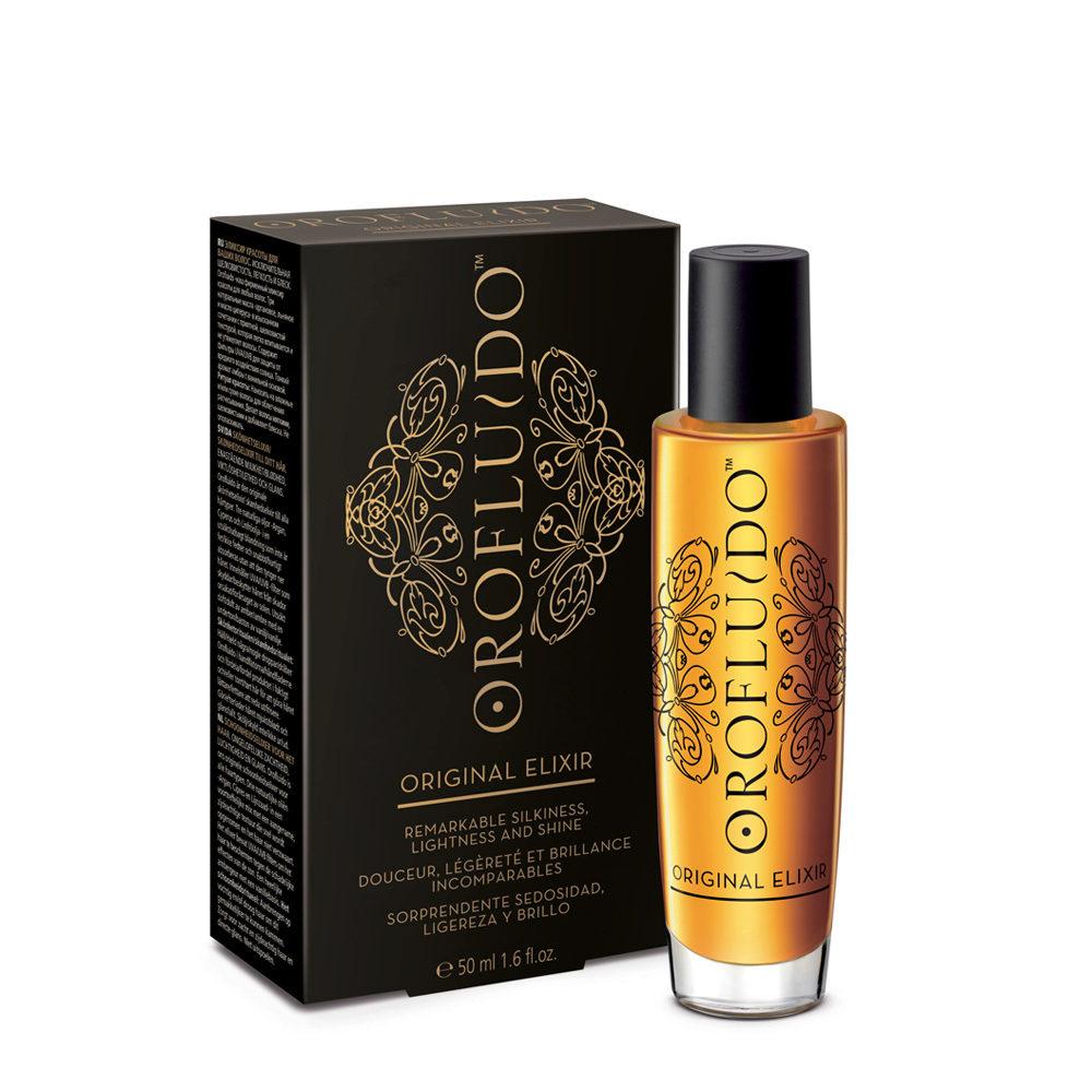 Orofluido Elixir 50ml - Huile Hydratant pour les cheveux