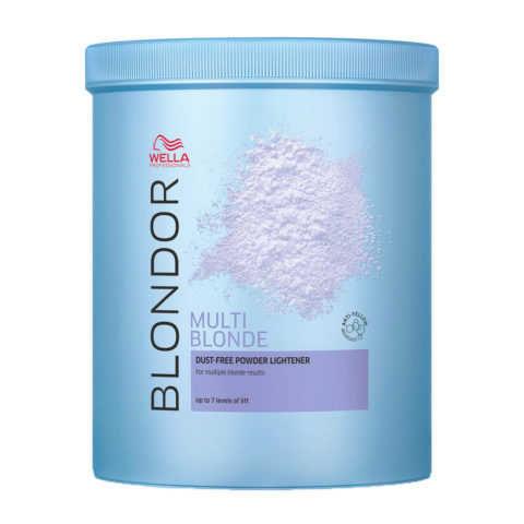 Wella Blondor Multi Blonde Dust-free powder 800gr