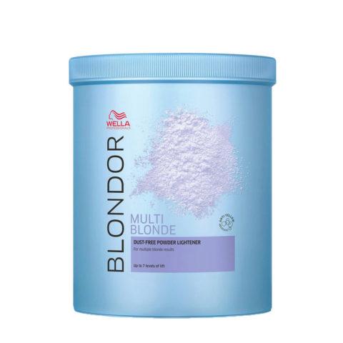 Wella Blondor Multi Blonde Dust-free powder 800gr