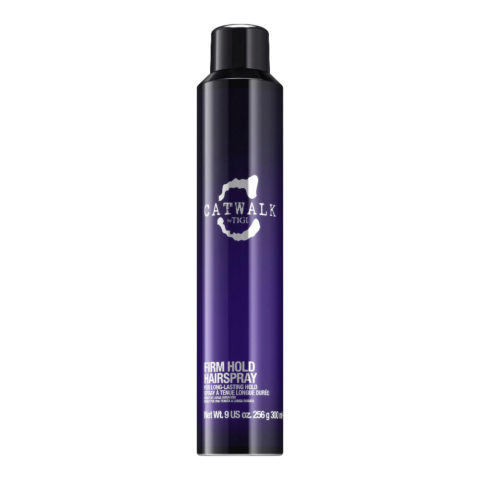 Tigi CatWalk Your Highness Firm Hold Hairspray 300ml - laque fixation forte