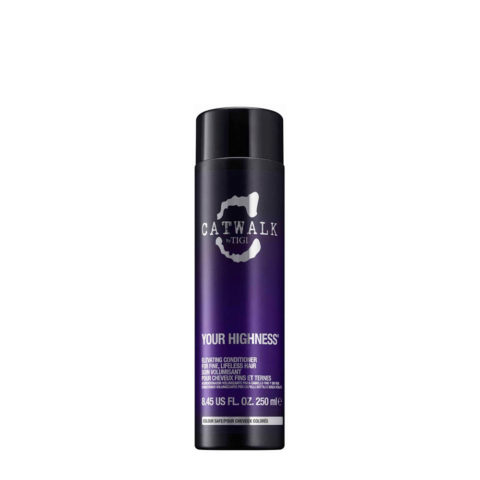 Tigi CatWalk Your Highness Elevating Conditioner 250ml - après-shampooing volumisant