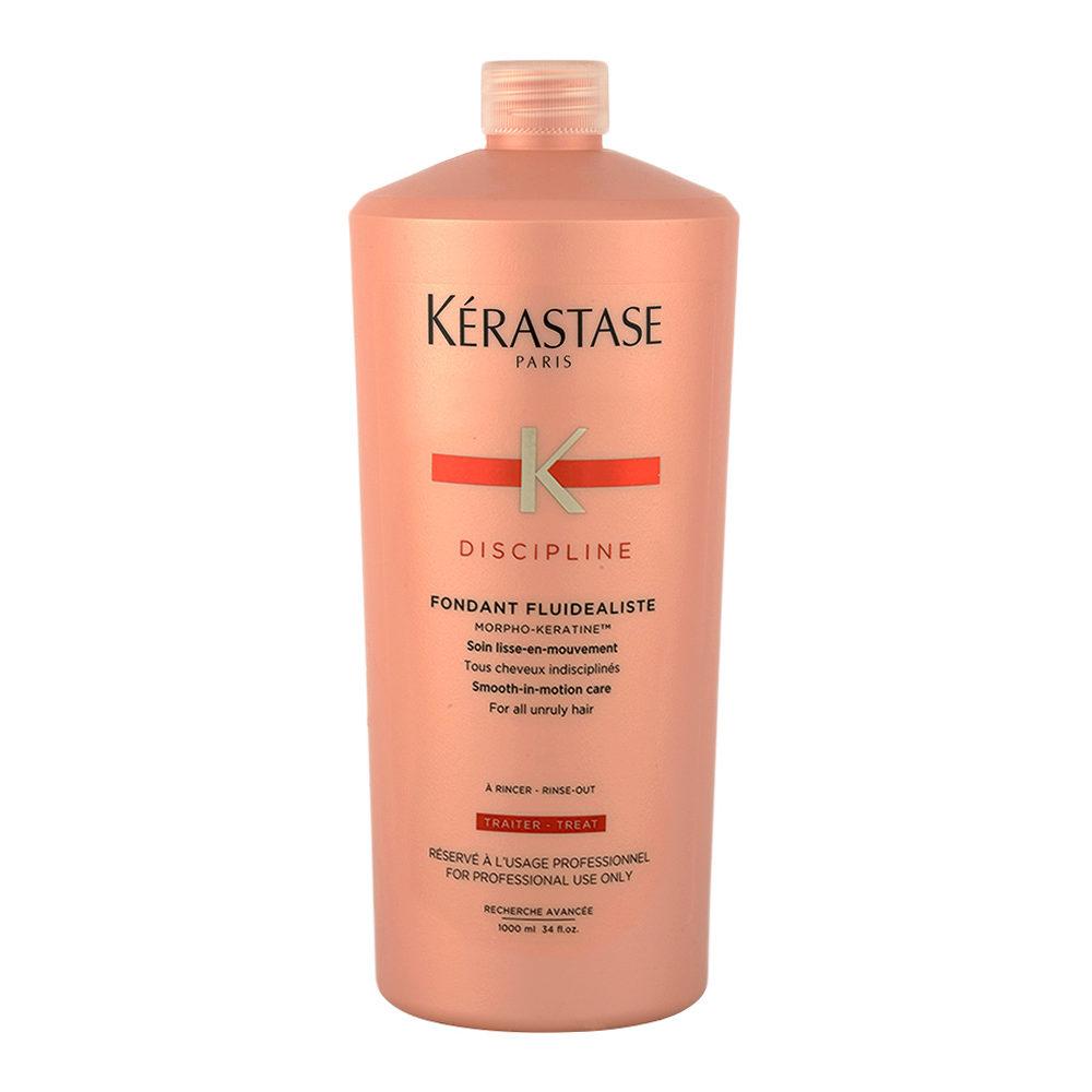 Kerastase Discipline Fondant Fluidealiste 1000ml - Apres shampooing anti - frisottis