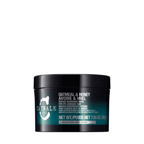 Tigi Catwalk Oatmeal & Honey mask 200gr - masque avoine et miel