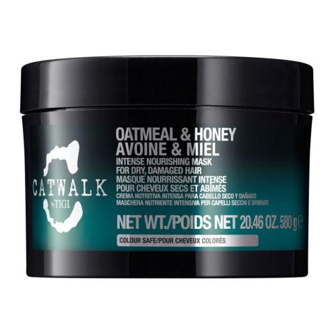 Tigi Catwalk Oatmeal & Honey mask 580gr