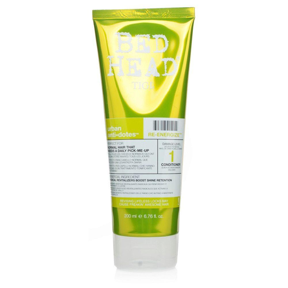 Tigi Urban Antidotes Re-Energize Conditioner 200ml - après-shampooing restructurant niveau 1
