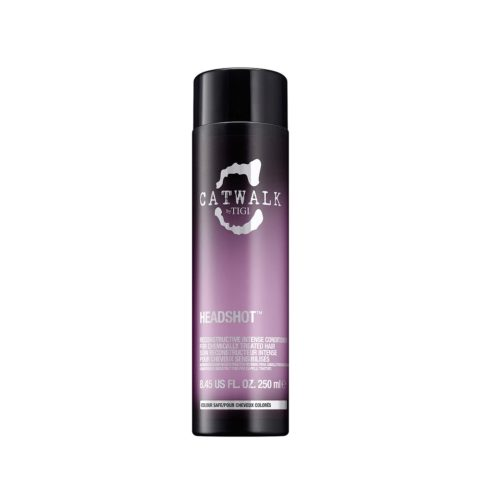 Tigi Catwalk headshot Reconstructive conditioner 250ml - après shampooing restructurant