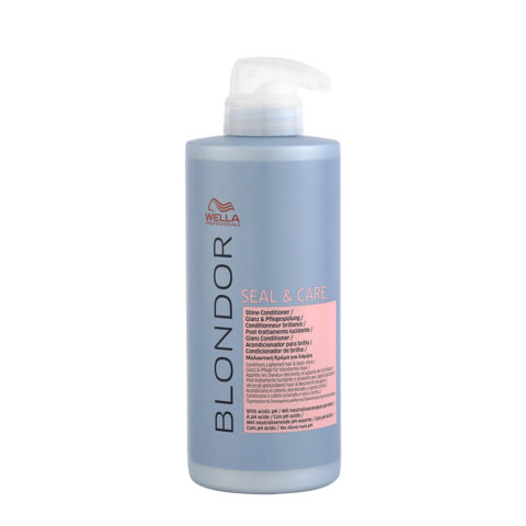 Wella Blonde Seal and Care Shine Booster 500ml