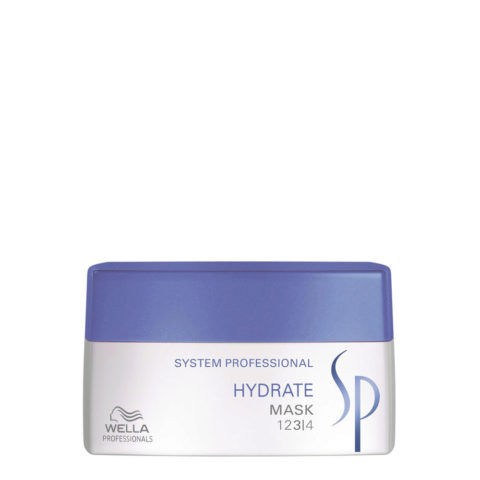 Wella System Professional Hydrate Mask 200ml - masque hydratant