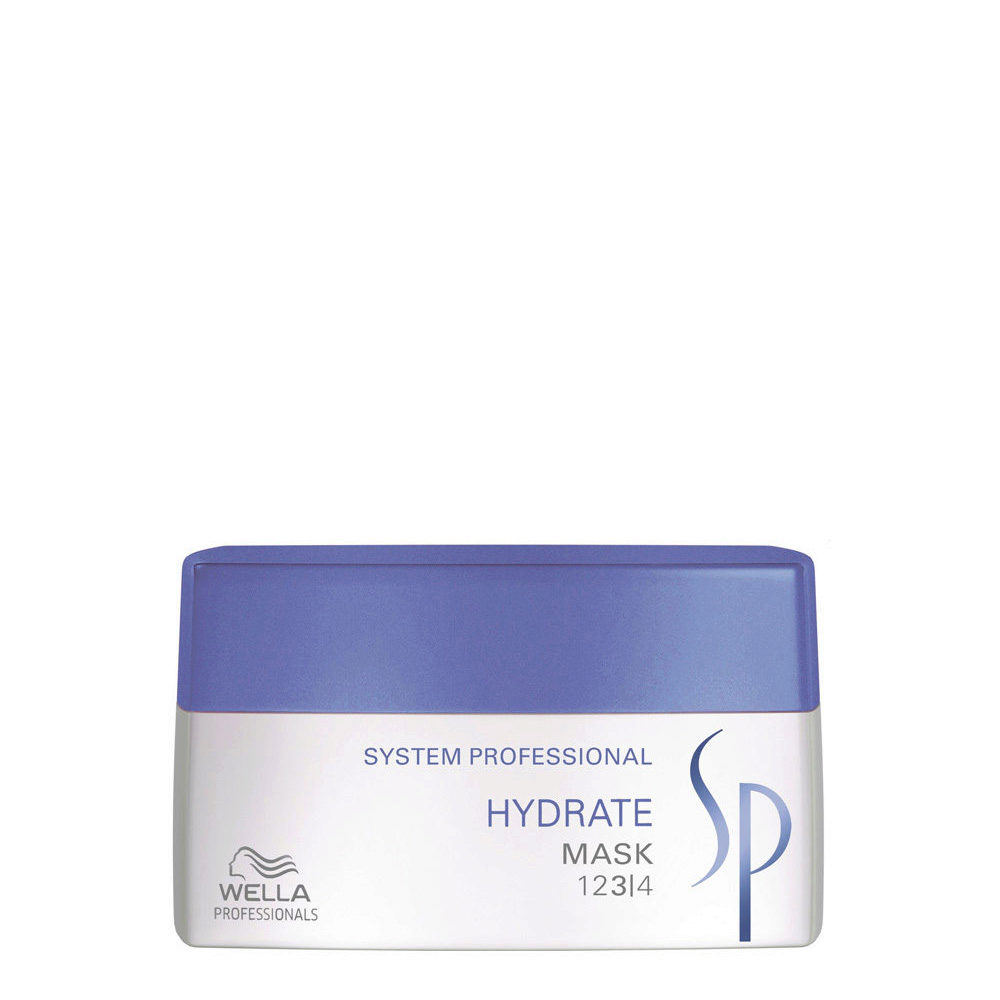Wella SP Hydrate Mask 200ml - masque hydratant