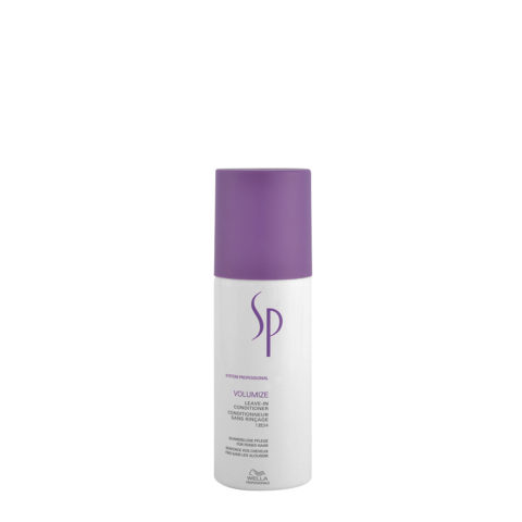 Wella System Professional Volumize Leave-In Conditioner 150ml - apres-shampooing sans rinçage