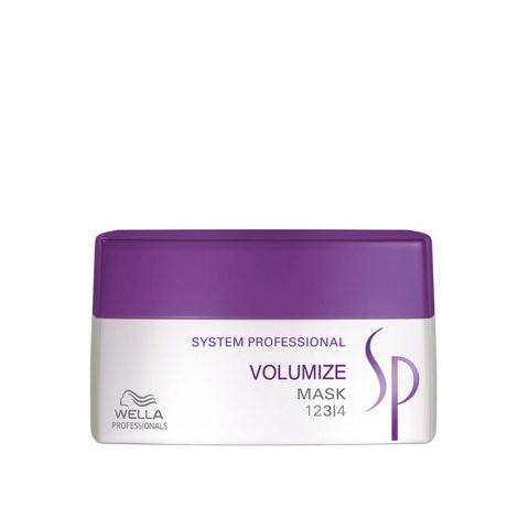 Wella System Professional Volumize Mask 200ml - masque