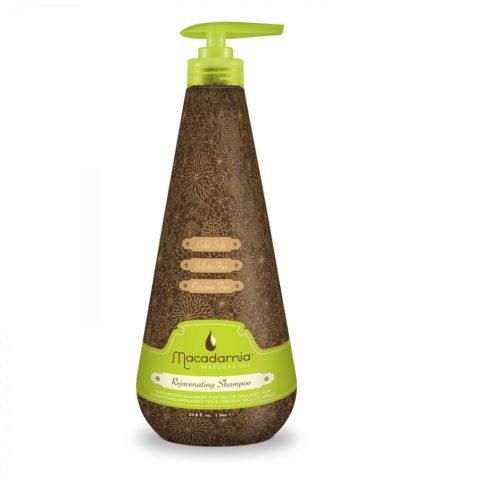 Macadamia Rejuvenating shampoo 1000ml - Shampooing hydratant à l'Huile de Macadamia