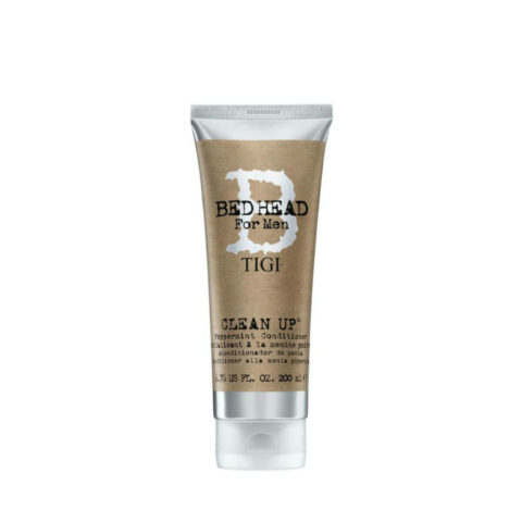 Tigi Bed Head Men Clean up Conditioner 200ml - après-shampooing â la menthe