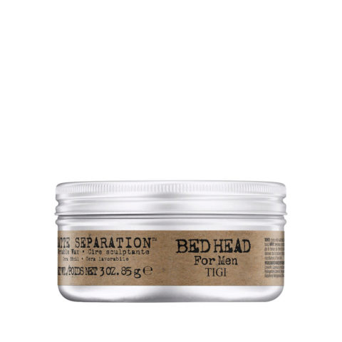 TIGI Bed Head Men Matte Separation Wax 85gr - cire sculptante