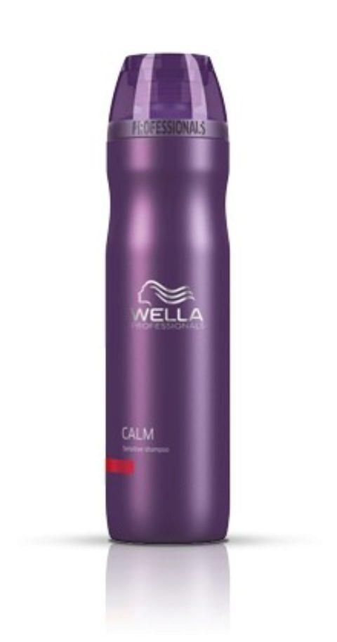 Wella Balance Calm shampoo 250ml - shampooing soulageant