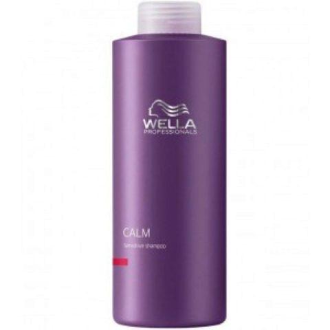 Wella Balance Calm shampoo 1000ml - shampooing soulageant
