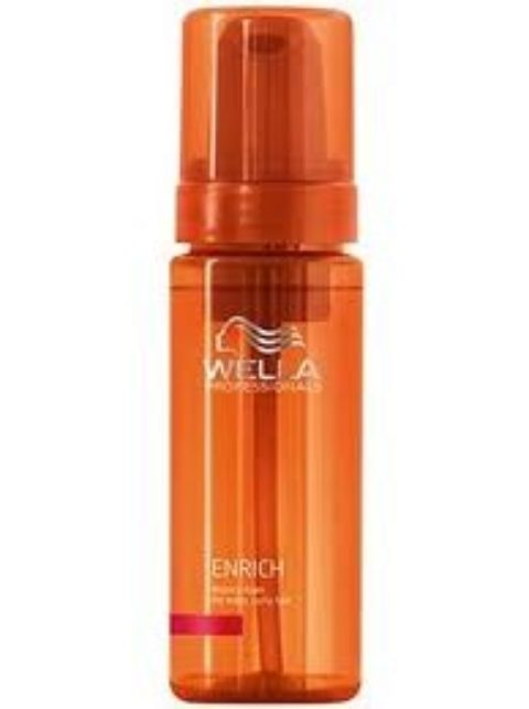 Wella Enrich Bouncy Foam 150ml - mousse dynamisante