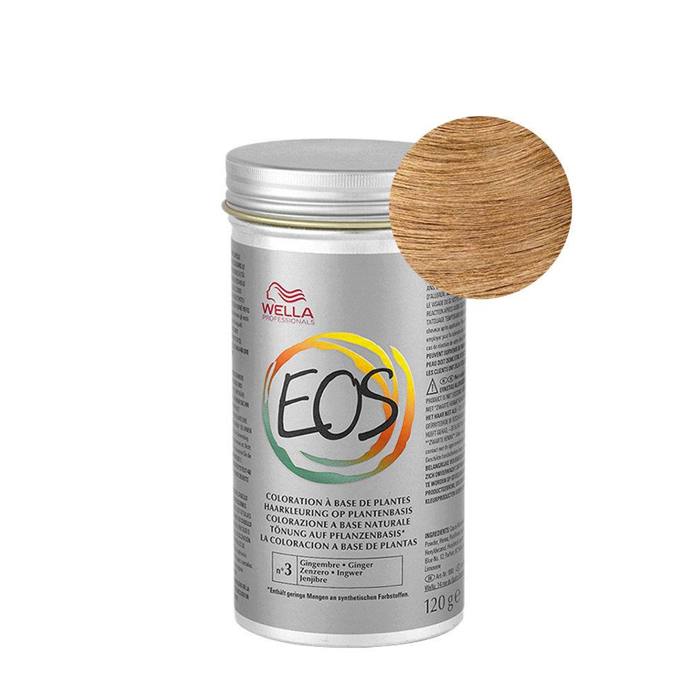 Wella EOS Color zenzero 120gr