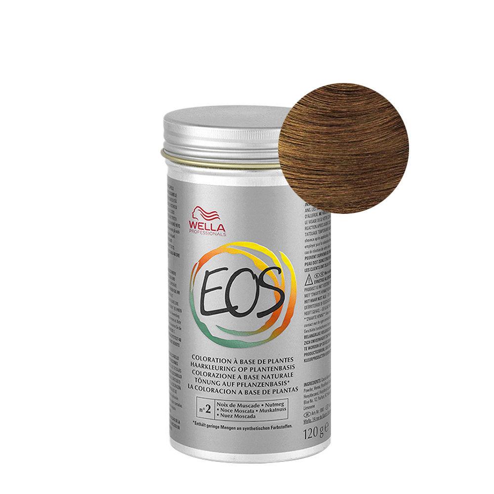 Wella EOS Couleur Noix De Muscade 120gr
