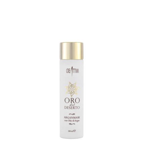 Erilia Oro del Deserto Argan Mask 200ml - huile de Argan masque