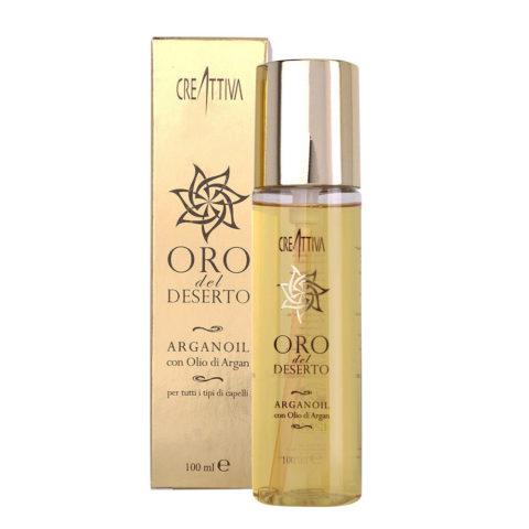Erilia Oro del Deserto Argan Oil 100ml - huile d'Argan