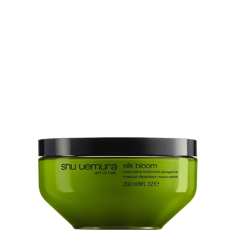 Shu Uemura Silk Bloom Masque 200ml - Masque réparateur et nourrissant
