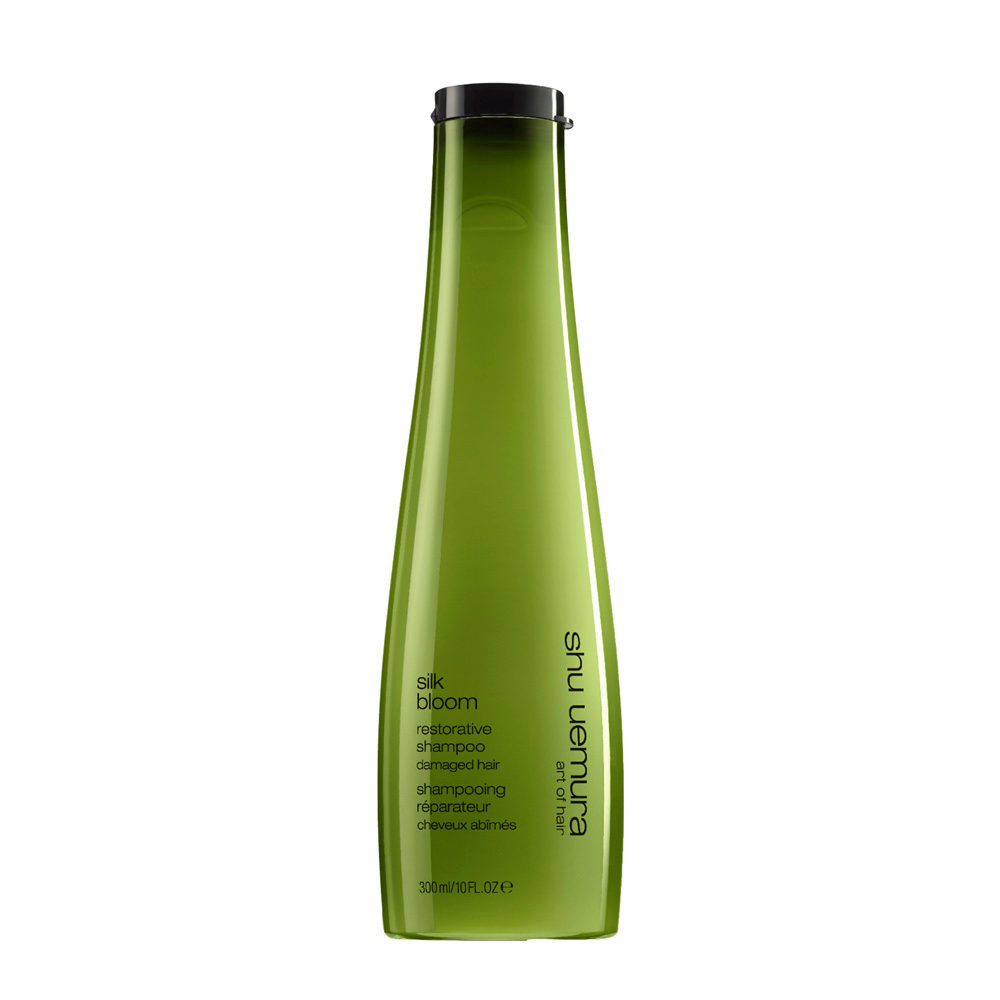 Shu Uemura Silk Bloom Shampoo 300ml - shampooing restructurant