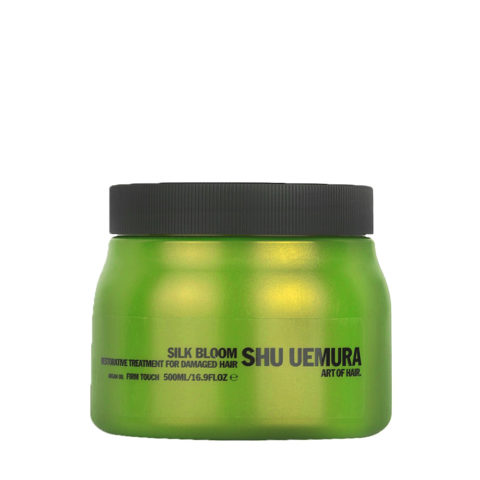 Shu Uemura Silk Bloom Masque 500ml - Masque réparateur et nourrissant