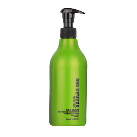 Shu Uemura Silk Bloom Conditioner 500ml - conditionner réparateur