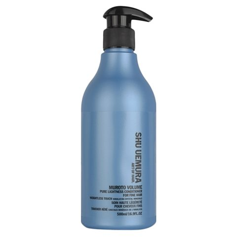 Shu Uemura Muroto Volume Conditioner 500ml - crème conditioner volumisante