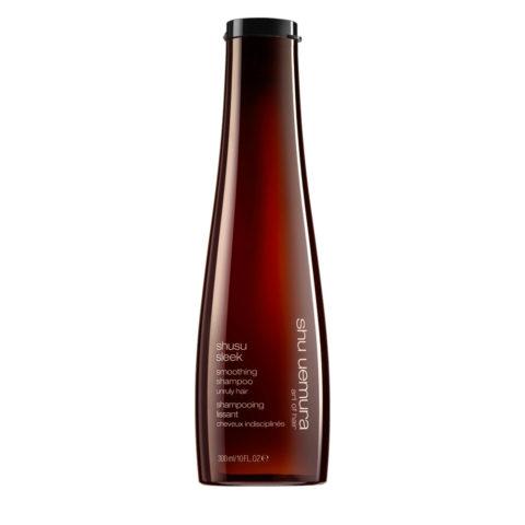Shu Uemura Shusu Sleek Shampoo 300ml - shampooing lissage