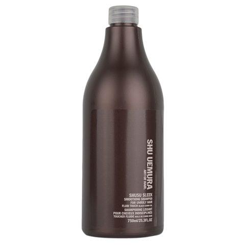 Shu Uemura Shusu Sleek Shampoo 750ml - shampooing lissage