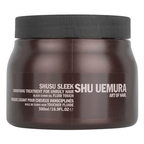 Shu Uemura Shusu Sleek Masque 500ml - masque lissant